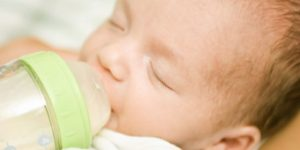 Trinkwasser für Babys